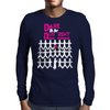 Dare To Be Different (For Women) Mens Long Sleeve T-Shirt