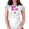 Dare To Be Different (For Women) Womens Fitted T-Shirt