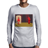 Daredevil picto Mens Long Sleeve T-Shirt