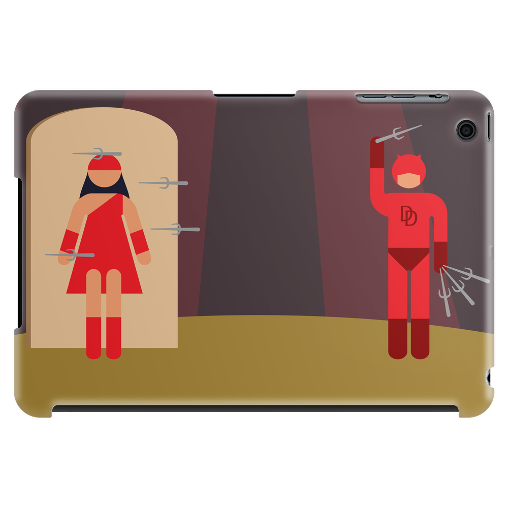 Daredevil picto Tablet (horizontal)
