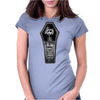 DARK by Rouble Rust Womens Fitted T-Shirt