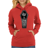 DARK by Rouble Rust Womens Hoodie