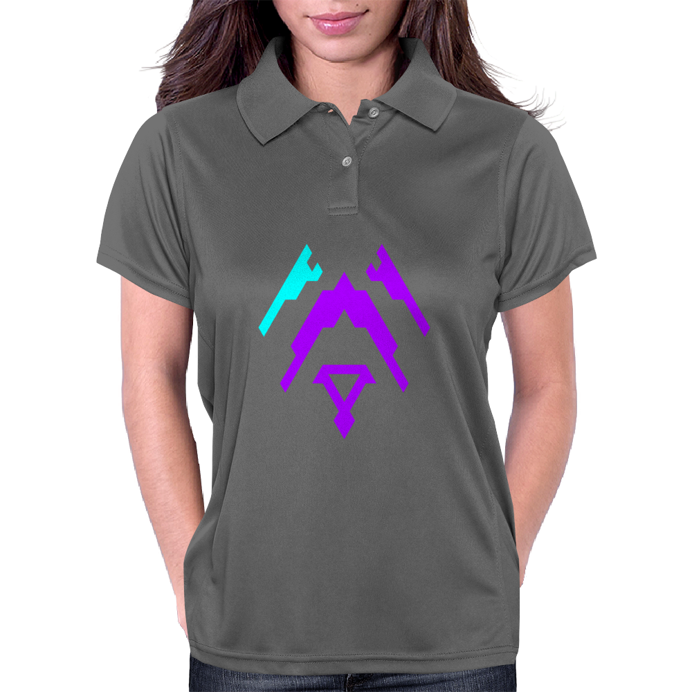Dark Crest Womens Polo