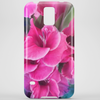 Dark Pink Gladiolus Phone Case