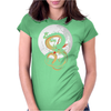 Dark Shenron Womens Fitted T-Shirt