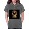 Dark Skull Artwork 3 Womens Polo