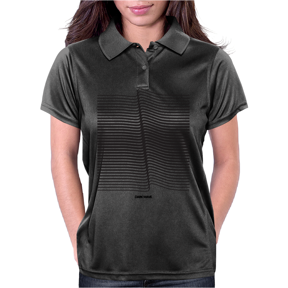 Dark wave Womens Polo