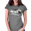 Darkplace Hospital Womens Fitted T-Shirt