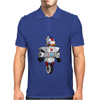 DarkWing Duck Gizmoduck Mens Polo