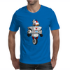 DarkWing Duck Gizmoduck Mens T-Shirt