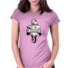 DarkWing Duck Gizmoduck Womens Fitted T-Shirt