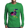 Darkwing Duck Lets Get Cartoon Mens Long Sleeve T-Shirt