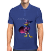 Darkwing Duck Lets Get Cartoon Mens Polo
