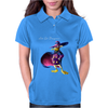 Darkwing Duck Lets Get Cartoon Womens Polo