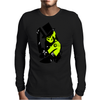 Darr Skull Girl Mens Long Sleeve T-Shirt