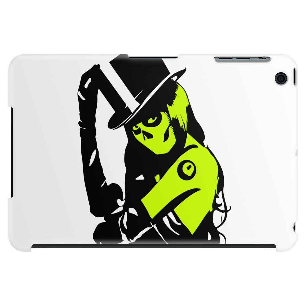 Darr Skull Girl Tablet