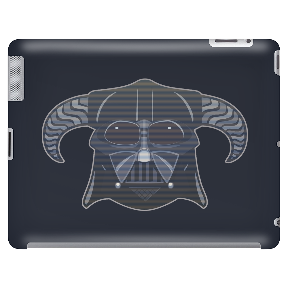 Darth Dovahkiin Tablet (horizontal)