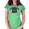 Darth Dovahkiin Womens Fitted T-Shirt