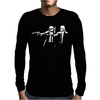 Darth Fiction Mens Long Sleeve T-Shirt