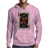 Darth Vader - Playing King Card Mens Hoodie