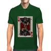 Darth Vader - Playing King Card Mens Polo