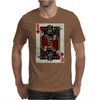 Darth Vader - Playing King Card Mens T-Shirt
