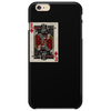Darth Vader - Playing King Card Phone Case