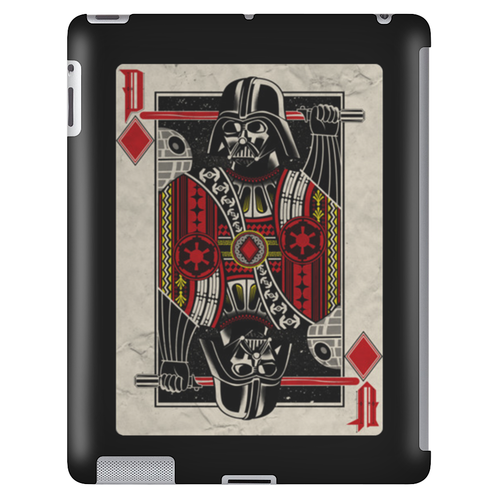 Darth Vader - Playing King Card Tablet