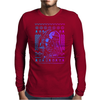 Darth Vader Street style indigo Mens Long Sleeve T-Shirt