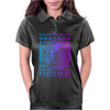 Darth Vader Street style indigo Womens Polo