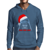 Darth Vader T-shirt Xmas Santa Christmas Star Wars Parody shirt Mens Hoodie