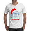 Darth Vader T-shirt Xmas Santa Christmas Star Wars Parody shirt Mens T-Shirt