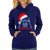 Darth Vader T-shirt Xmas Santa Christmas Star Wars Parody shirt Womens Hoodie