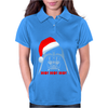 Darth Vader T-shirt Xmas Santa Christmas Star Wars Parody shirt Womens Polo