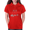 Darth Vader Womens Polo
