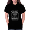Darth Vader's Quality Dark Side Force Mash Whiskey Womens Polo