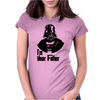 darth vather Womens Fitted T-Shirt