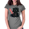 Darth_Kitty Womens Fitted T-Shirt