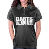 DARTS BEER Womens Polo
