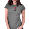Darts passion for the game Womens Fitted T-Shirt