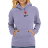 Darts passion for the game Womens Hoodie