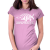 Darwin Evolution Womens Fitted T-Shirt