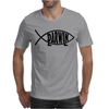 Darwin Fish Evolution Mens T-Shirt