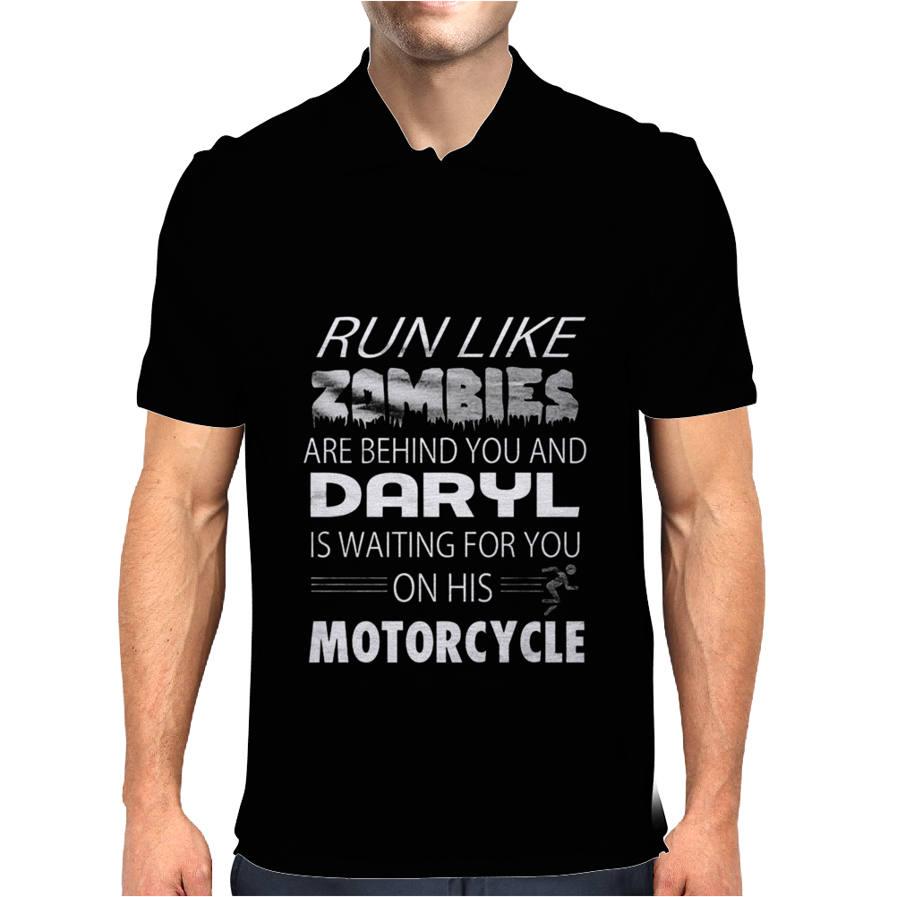 Daryl Dixon Mens Polo