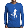 Daryl The Walking Dead Inspired Mens Long Sleeve T-Shirt