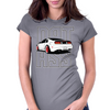 Dat 300ZX Ass Womens Fitted T-Shirt
