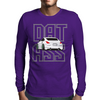 Dat 350Z Ass Mens Long Sleeve T-Shirt