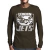 Dave Lister London Jets Mens Long Sleeve T-Shirt