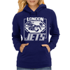 Dave Lister London Jets Womens Hoodie