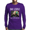 Dave Mirra RIP BMX LEGEND Mens Long Sleeve T-Shirt